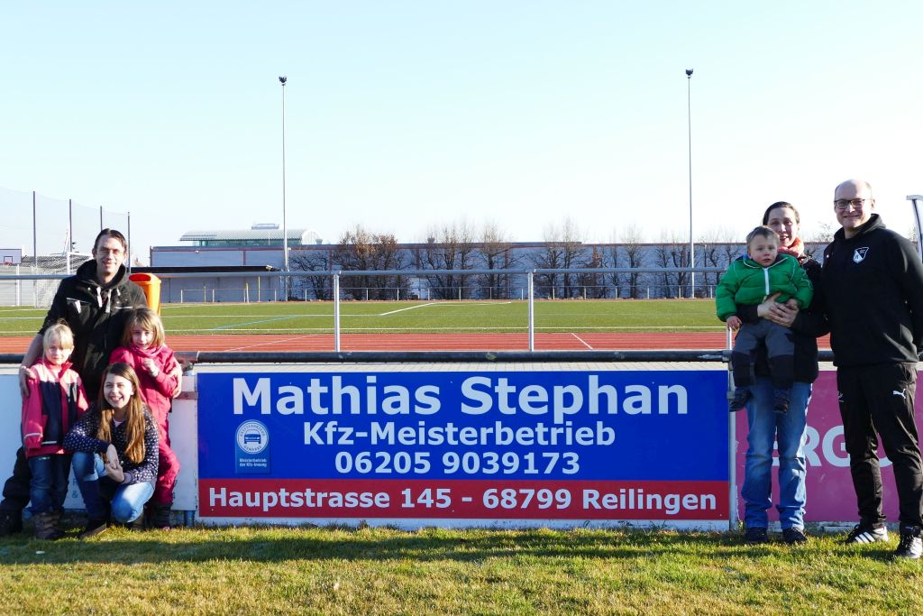 Mathias Stephan Bandenwerbung